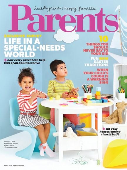 Parents Cover - 4/1/2014