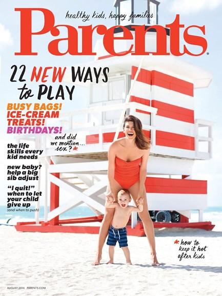 Parents Cover - 8/1/2014