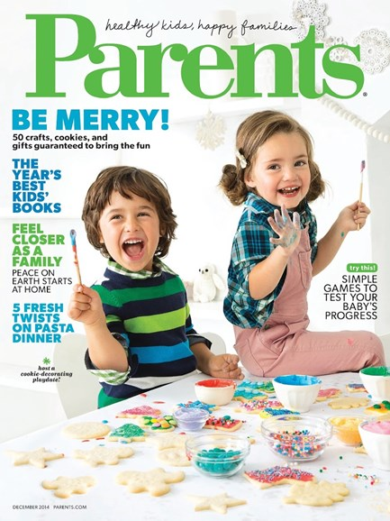 Parents Cover - 12/1/2014