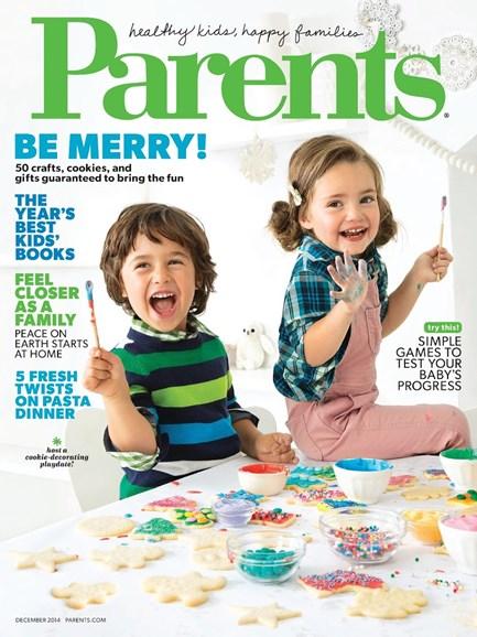 Parents Cover - 12/1/2014