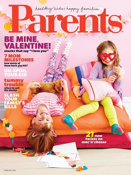 Parents Cover - 2/1/2014