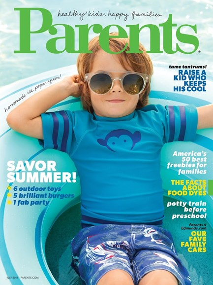 Parents Cover - 7/1/2014