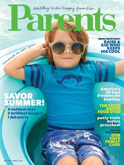 Parents Cover - 7/1/2014