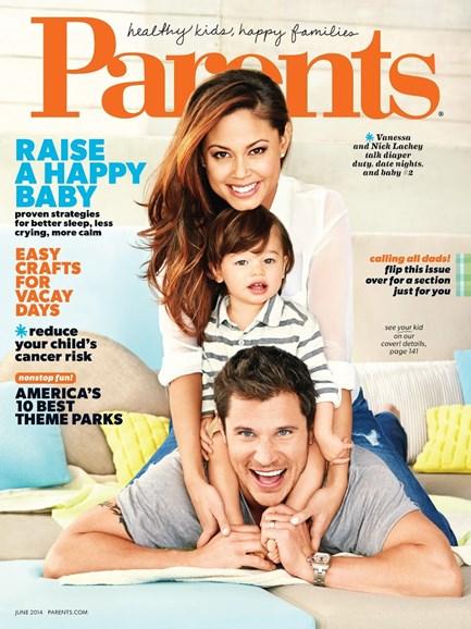 Parents Cover - 6/1/2014
