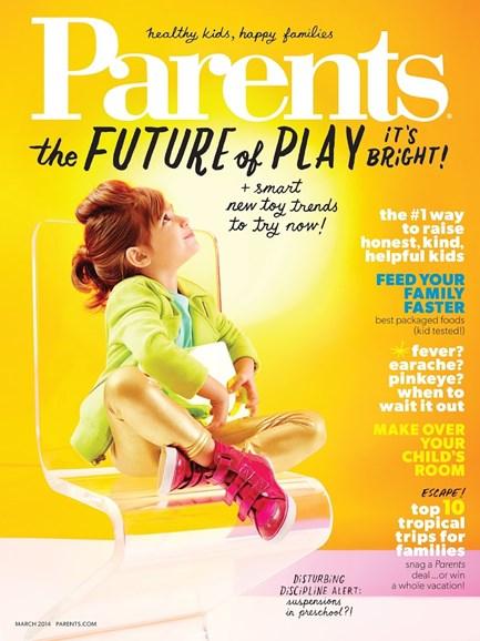Parents Cover - 3/1/2014