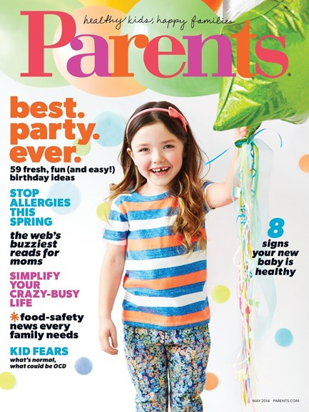 Parents Cover - 5/1/2014