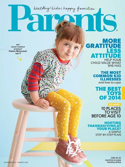 Parents Cover - 11/1/2014