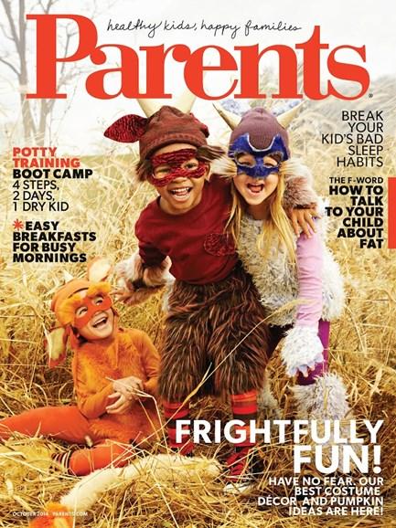 Parents Cover - 10/1/2014