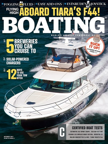 Boating Cover - 10/1/2017