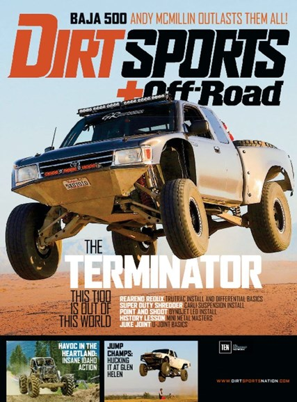 Dirt Sports & Off-Road Cover - 11/1/2017