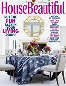 House Beautiful Magazine 10/1/2017