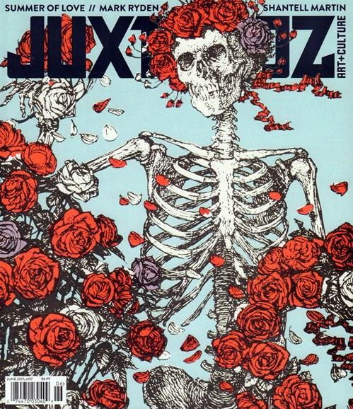 Juxtapoz Cover - 6/1/2017