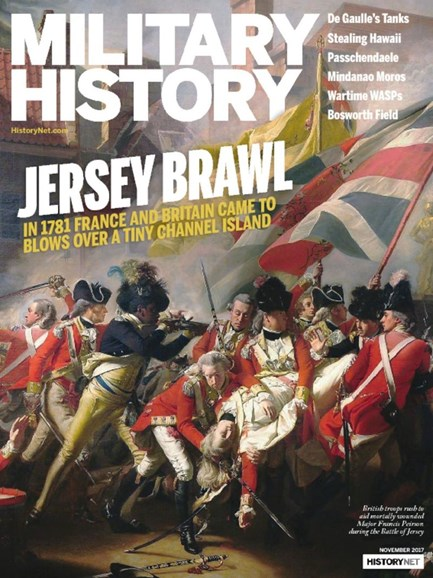 Military History Cover - 11/1/2017