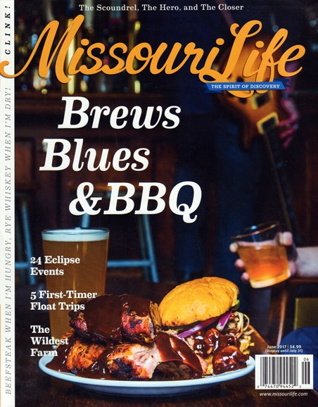 Missouri Life Cover - 6/1/2017