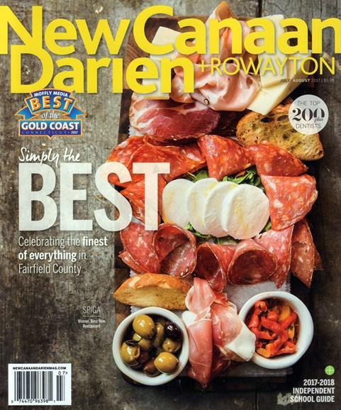 New Canaan-Darien Cover - 7/1/2017
