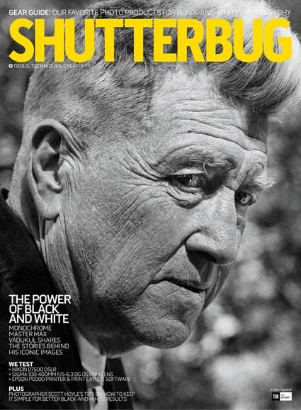 Shutterbug Cover - 10/1/2017