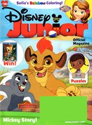 Disney Junior Magazine 7/1/2017