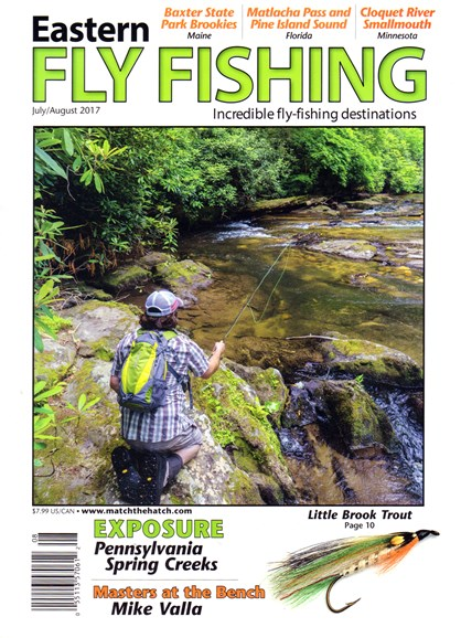 Eastern Fly Fishing Cover - 7/1/2017