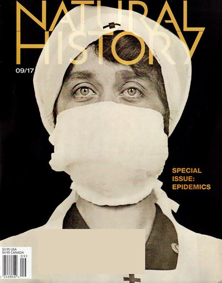 Natural History Cover - 9/1/2017