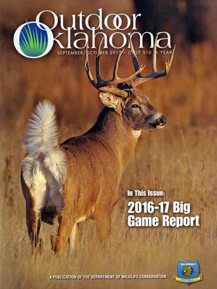 Outdoor Oklahoma Cover - 9/1/2017