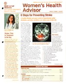 Women's Health Advisor 7/1/2017