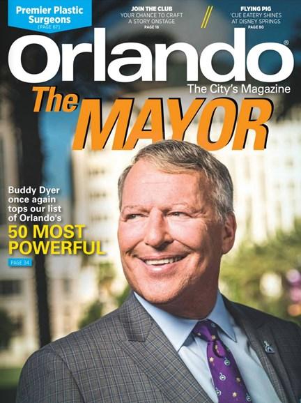 Orlando Magazine Cover - 7/1/2017