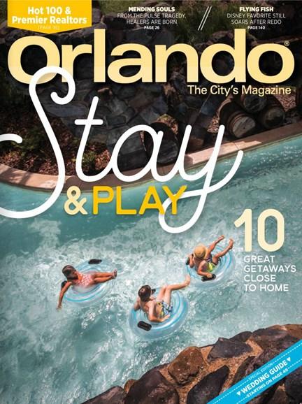 Orlando Magazine Cover - 6/1/2017