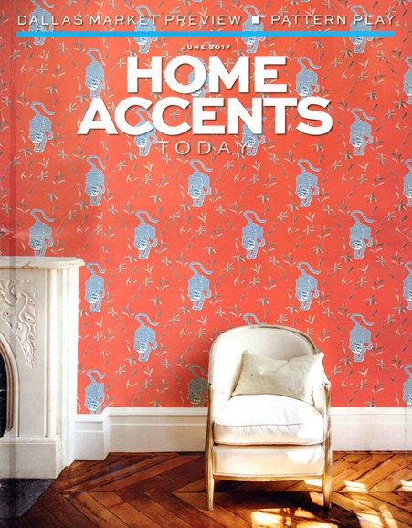 Home Accents Today Cover - 6/1/2017