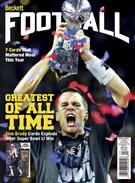 Beckett Football  Magazine 4/1/2017