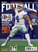 Beckett Football  Magazine 8/1/2017
