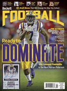 Beckett Football  Magazine 7/1/2017