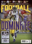 Beckett Football  Magazine 7/1/2017