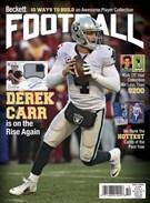 Beckett Football  Magazine 10/1/2017