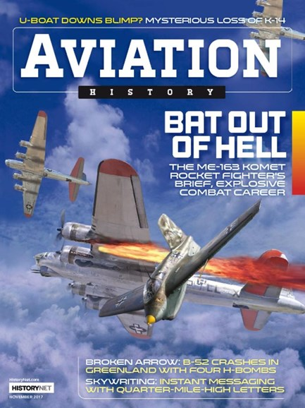 Aviation History Cover - 11/1/2017