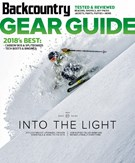 Backcountry Magazine 9/1/2017
