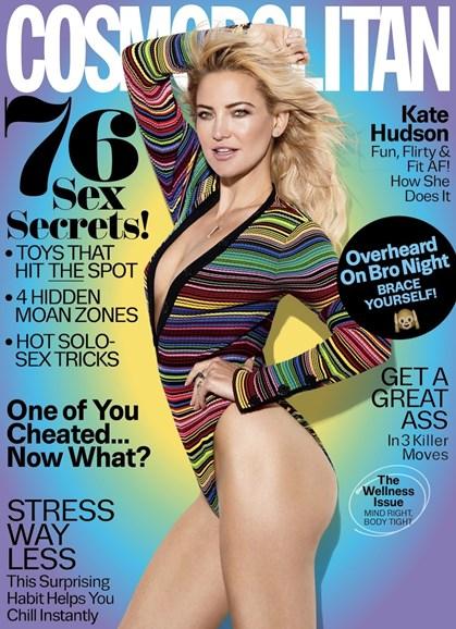 Cosmopolitan Cover - 10/1/2017