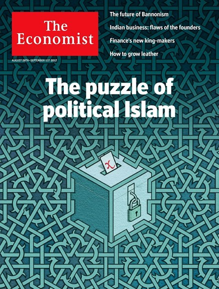 The Economist Cover - 8/26/2017