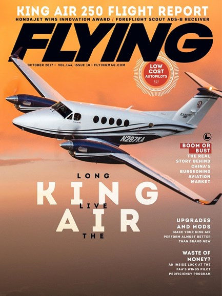 Flying Cover - 10/1/2017