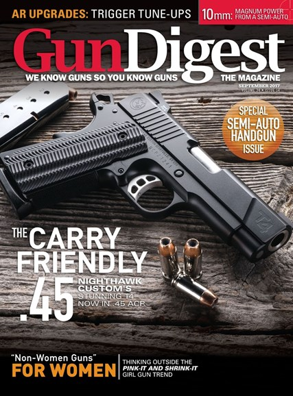 Gun Digest Cover - 9/1/2017
