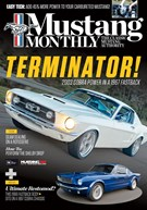 Mustang Monthly Magazine 10/1/2017