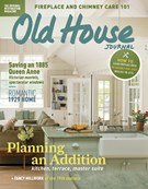 Old House Journal Magazine 10/1/2017