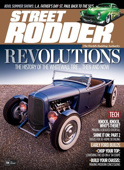 Street Rodder Cover - 11/1/2017