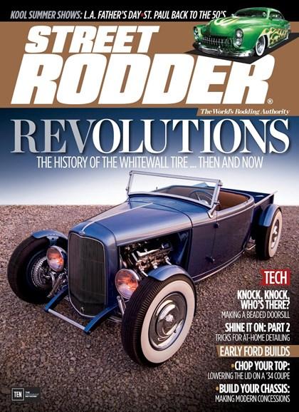 Street Rodder Cover - 11/1/2017