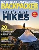 Backpacker Magazine 10/1/2017