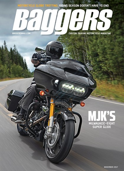 Baggers Cover - 11/1/2017