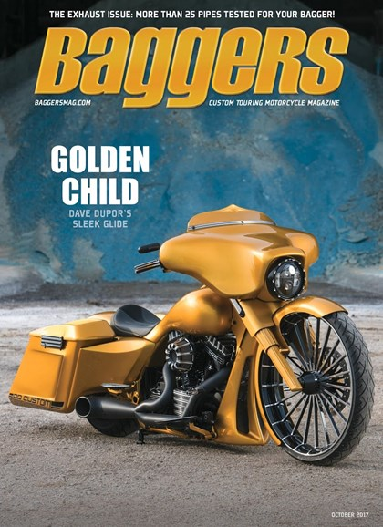 Baggers Cover - 10/1/2017