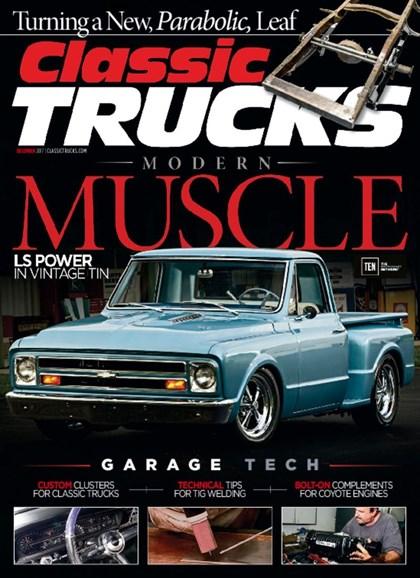 Classic Trucks Cover - 12/1/2017