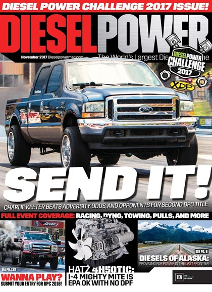 Diesel Power Cover - 11/1/2017