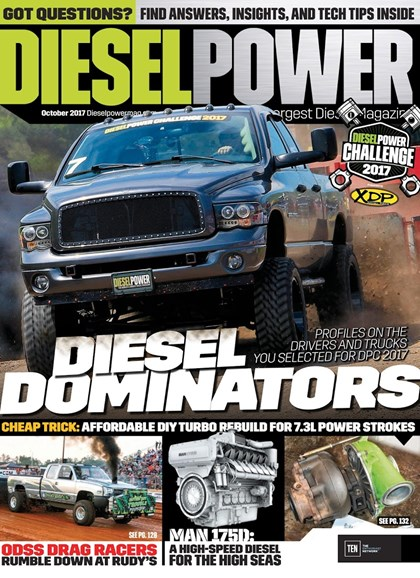 Diesel Power Cover - 10/1/2017