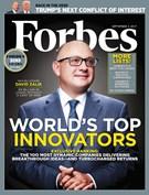 Forbes Magazine 9/5/2017